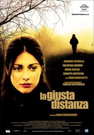 La giusta distanza is the best movie in Fabrizio Bentivoglio filmography.
