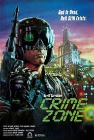 Crime Zone is the best movie in Orlando Sacha filmography.