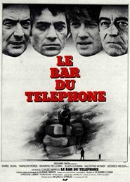Le bar du telephone - movie with Georges Wilson.