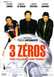 3 zeros is the best movie in Serge Riaboukine filmography.