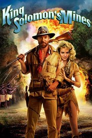 King Solomon's Mines - movie with Sharon Stone.