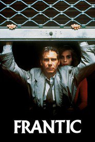 Frantic - movie with Harrison Ford.