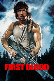First Blood - movie with Sylvester Stallone.