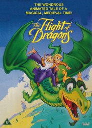 Animation movie The Flight of Dragons.