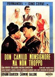 Don Camillo monsignore ma non troppo is the best movie in Gino Cervi filmography.