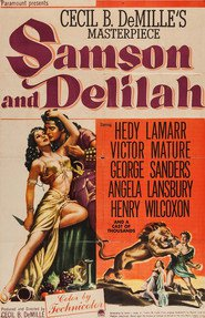 Samson and Delilah - movie with George Sanders.