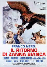 Il ritorno di Zanna Bianca - movie with Hannelore Elsner.