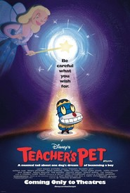 Teacher's Pet - movie with Kelsey Grammer.