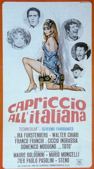 Capriccio all'italiana is the best movie in Ciccio Ingrassia filmography.