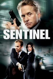 The Sentinel - movie with Kiefer Sutherland.