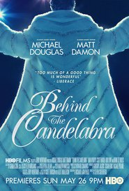 Behind the Candelabra - movie with Rob Lowe.