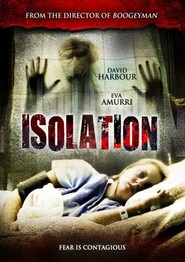 Isolation - movie with David Harbour.