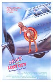 Jane and the Lost City - movie with Maud Adams.