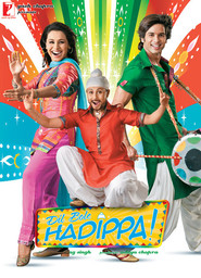 Dil Bole Hadippa! - movie with Rani Mukherjee.