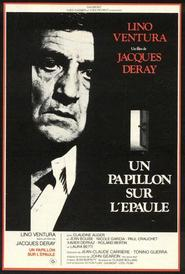 Un papillon sur l'epaule - movie with Jean Bouise.
