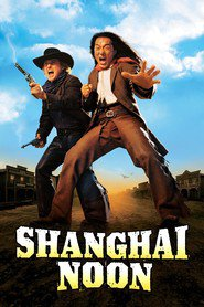 Shanghai Noon - movie with Jackie Chan.
