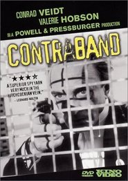 Contraband is the best movie in Conrad Veidt filmography.