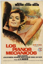 Los pianos mecanicos - movie with Hardy Kruger.