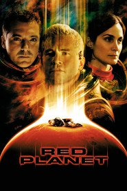 Red Planet - movie with Benjamin Bratt.