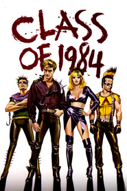 Class of 1984 - movie with Roddy McDowall.