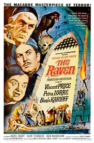 The Raven - movie with Peter Lorre.
