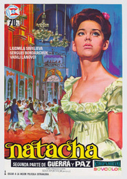 Voyna i mir: Natasha Rostova is the best movie in Sergei Bondarchuk filmography.
