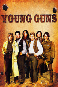 Young Guns - movie with Kiefer Sutherland.