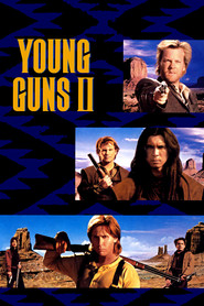 Young Guns II - movie with Kiefer Sutherland.