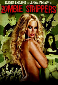 Zombie Strippers! - movie with Robert Englund.