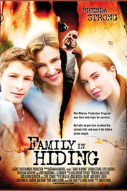 Family in Hiding - movie with Brett Dier.