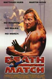 Death Match - movie with Jorge Rivero.