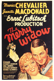 The Merry Widow - movie with Herman Bing.