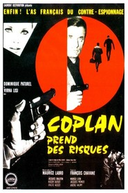 Coplan prend des risques - movie with Virna Lisi.