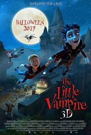 The Little Vampire 3D - movie with Tim Pigott-Smith.