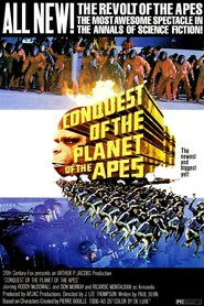 Conquest of the Planet of the Apes - movie with Roddy McDowall.