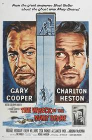 The Wreck of the Mary Deare - movie with Cecil Parker.