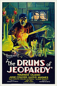 The Drums of Jeopardy - movie with Warner Oland.