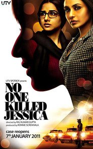 No One Killed Jessica - movie with Rani Mukherjee.