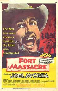 Fort Massacre - movie with Anthony Caruso.