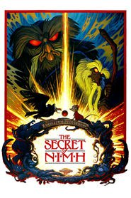 The Secret of NIMH - movie with Derek Jacobi.