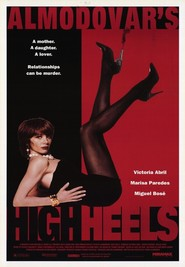 Tacones lejanos is the best movie in Marisa Paredes filmography.