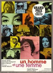 Un homme et une femme is the best movie in Anouk Aimee filmography.