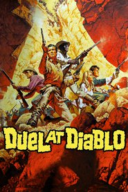 Duel at Diablo - movie with Dennis Weaver.