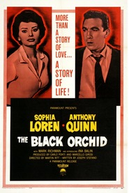 The Black Orchid - movie with Anthony Quinn.
