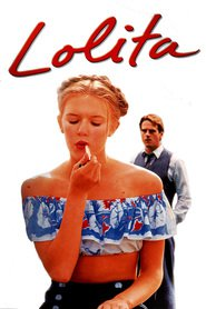Lolita - movie with Jeremy Irons.