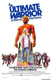 The Ultimate Warrior is the best movie in Max von Sydow filmography.