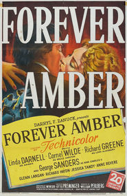 Forever Amber - movie with George Sanders.