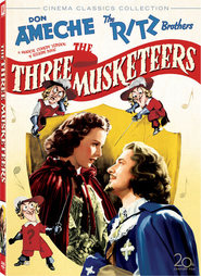The Three Musketeers - movie with Joseph Schildkraut.