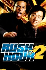 Rush Hour 2 - movie with Jackie Chan.