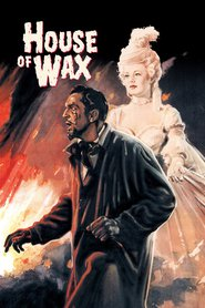 House of Wax - movie with Frank Lovejoy.